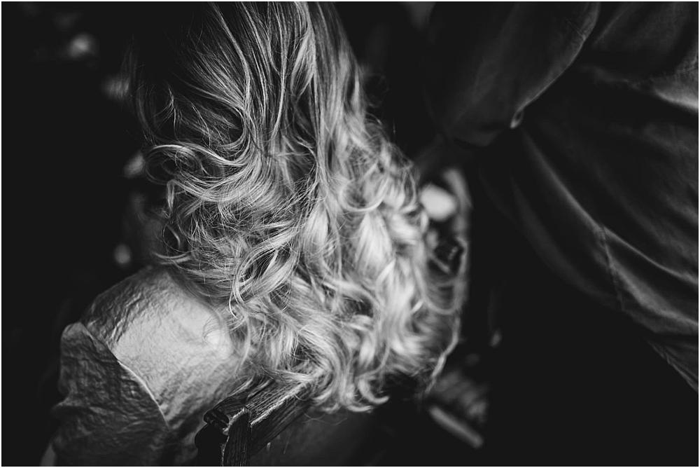 Wedding Hair Boho Lesley Vye
