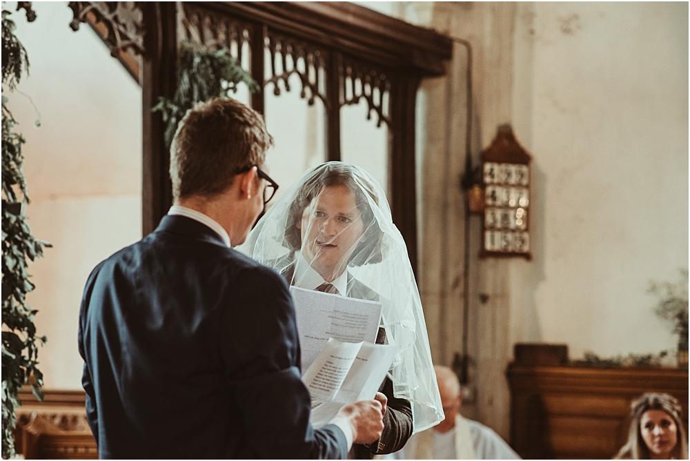 Funny Wedding readings Essex