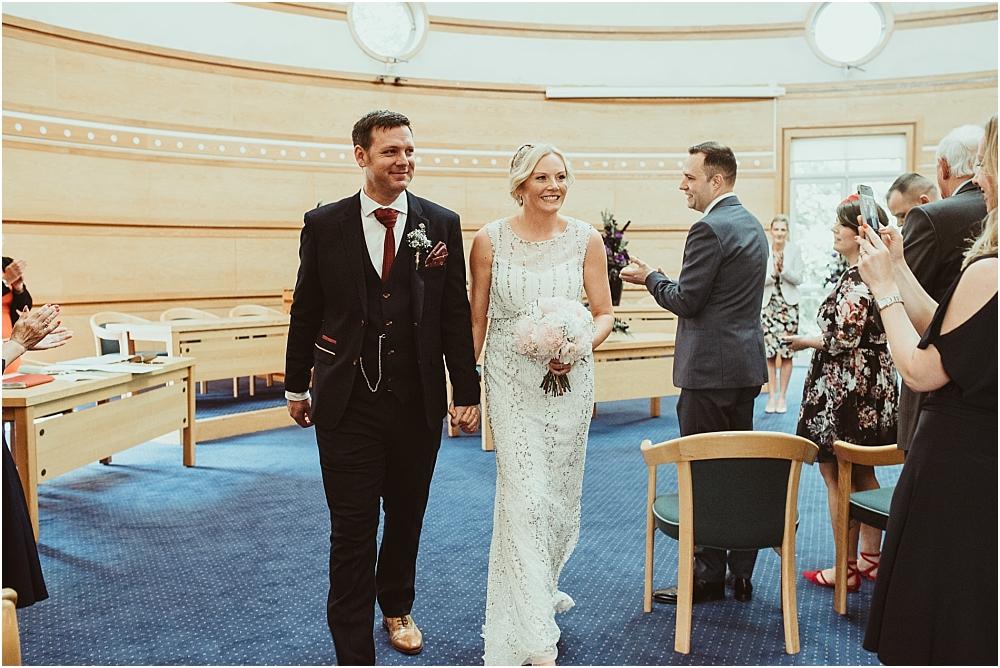 Jess Soper: Wedding at Saffron Walden Registry Office