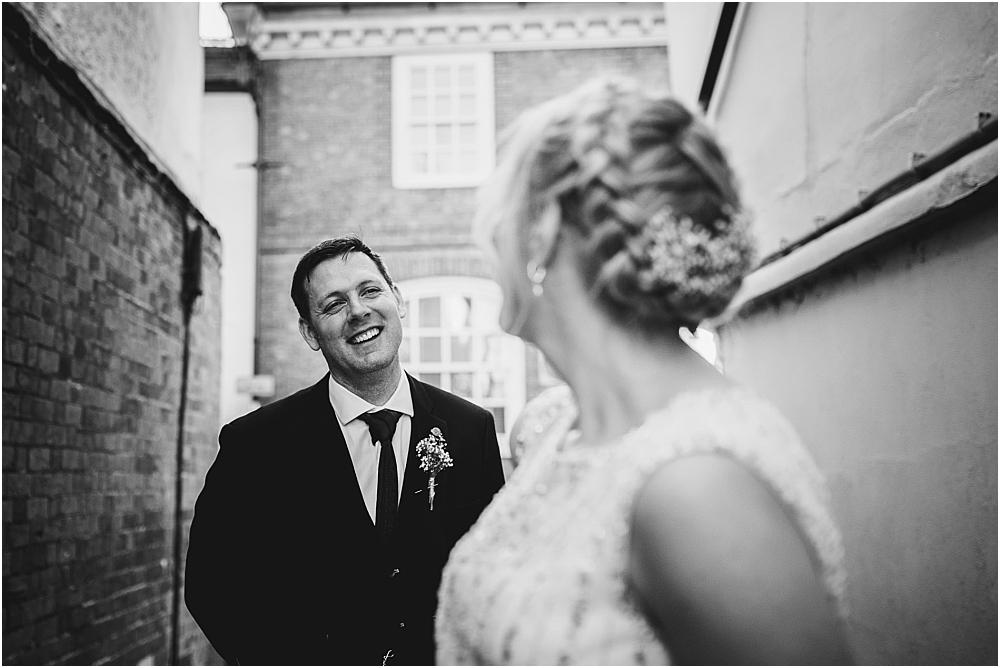 Jess Soper // Wedding at Old Bull Inn Royston