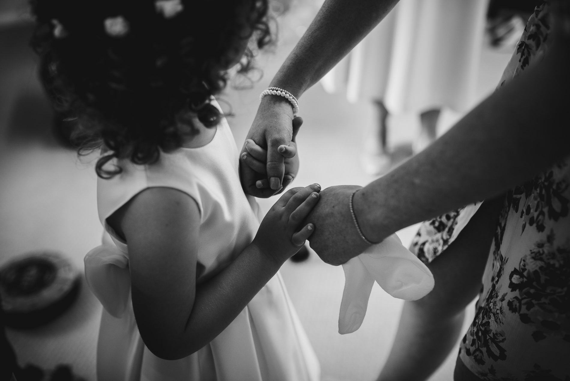 Getting Ready Wedding Market Drayton - Jess Soper Photography