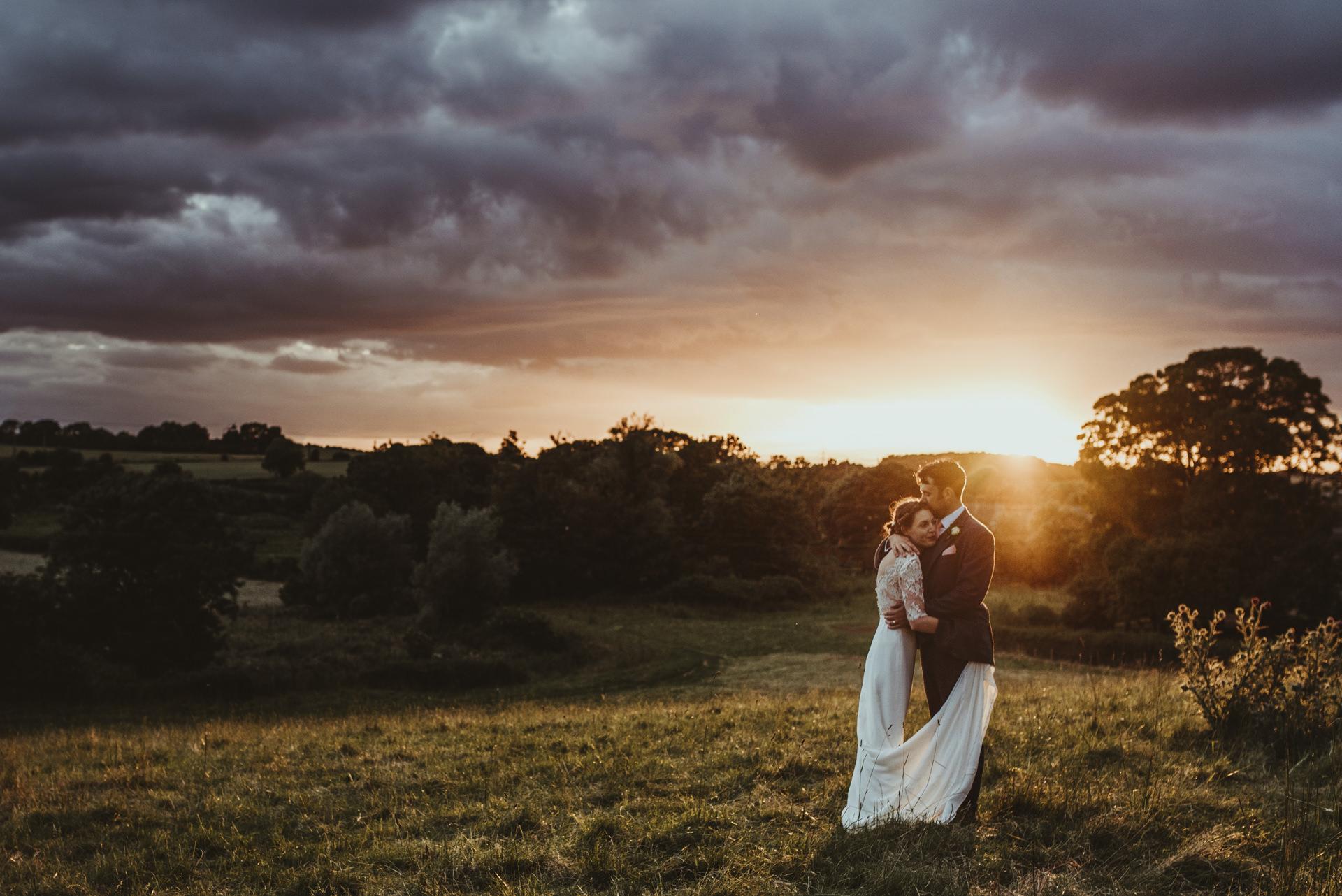 Essex Wedding Photographer Jess Soper Couple outside wedding