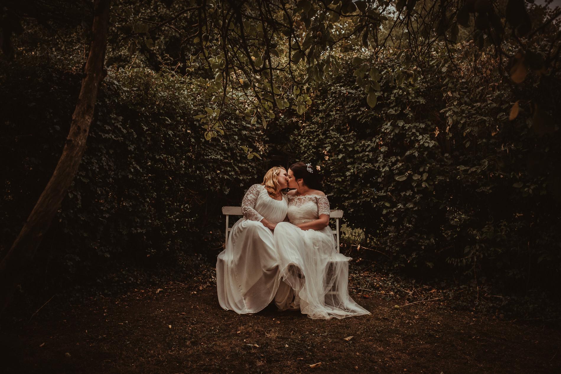 Lesbian Wedding Cambridge