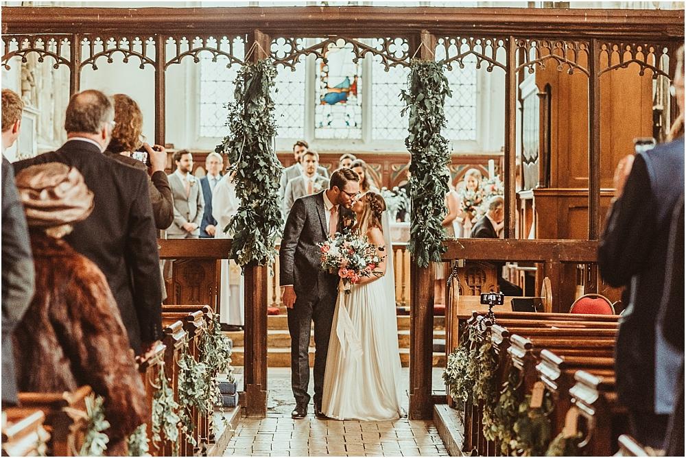 Little Sampford Wedding Church Essex Flowers