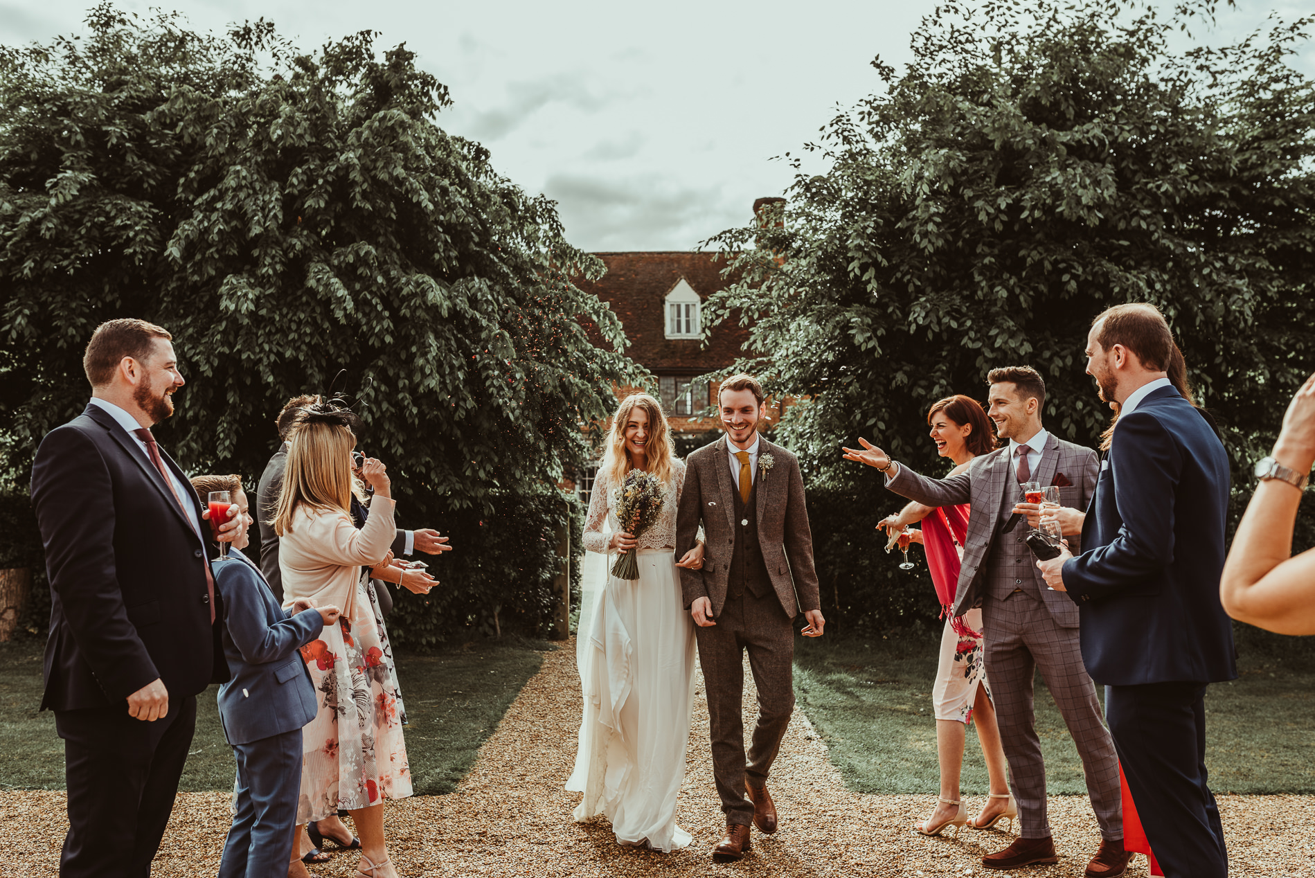 Great Lodge Anne of Cleaves Wedding Confetti